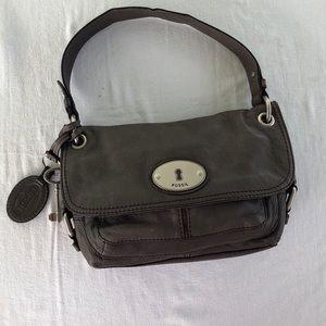 Fossil shoulder purse ...